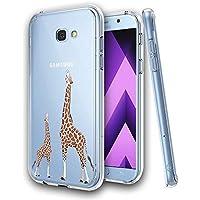 KeKeYM Samsung Galaxy S Series - Parachoques de Poliuretano termoplástico (TPU)