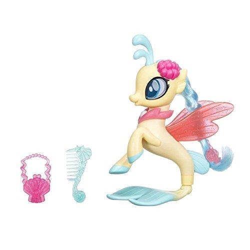 Hasbro My Little Pony C1833ES0 - Glitzernde Seeponys Stylingspaß Prinzessin Skystar, Spielset (Pinky Pie Little Pony)
