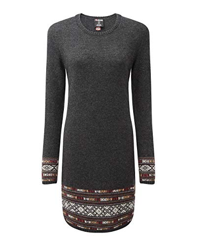 Sherpa Damen-Kleid Maya Jacquard S Kharani -