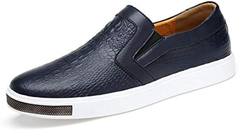 Zapatos de hombre, zapatos casuales de primavera de otoño, zapatos mocasines de confort transpirable, zapatos...