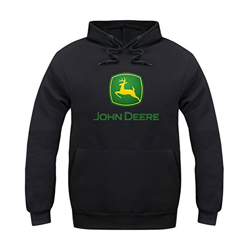 New John Deere Basic For Mens Hoodies Sweatshirts Pullover Outlet (John Für Männer Deere Sweatshirts)