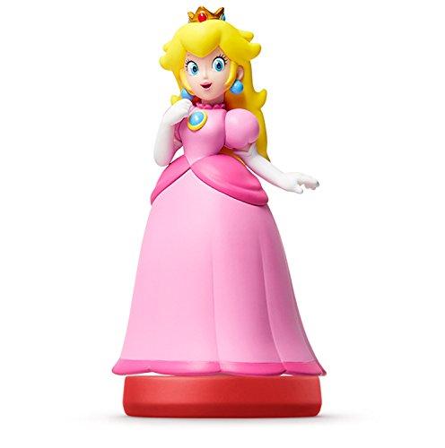 Mario series Ver. [Wii U]Amiibo Peach - Super Mario series Ver. [Wii U] [Japanische Importspiele] ()