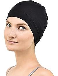 Jasmine Silk Bamboo Sommeil Cap - Convient pour Chemo et perte de cheveux - Cardani Chemo Cancer Hat