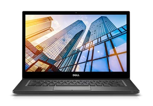Dell Latitude 7490 i7 14 inch SSD Black