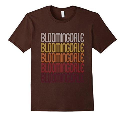 mens-bloomingdale-nj-vintage-style-new-jersey-t-shirt-xl-brown