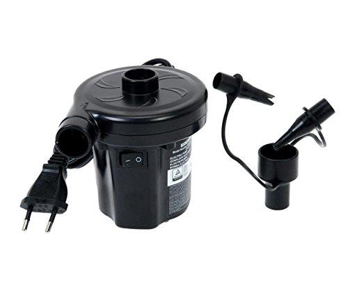 62056 Mini-Kompressor Bestway 3 elektrische Ventile 110 Watt Pumpe MWS