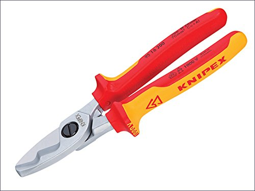 Knipex-Kabelschere VDE Grip 200mm