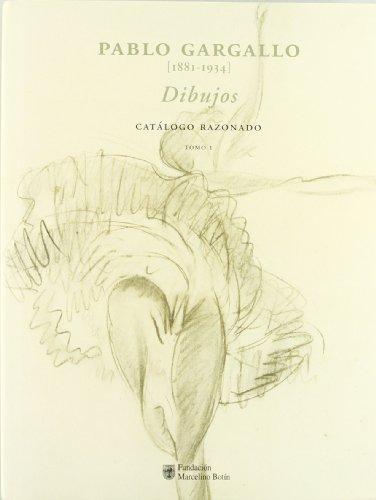 Pablo gargallo (1881-1934). dibujos. catalogo razonado, 2 vols