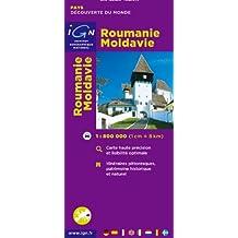 Roumanie/moldavie