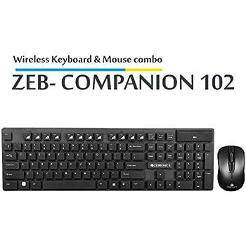 Amazon in: Buy iBall Wireless Combo i4 Deskset Slim/Keyboard