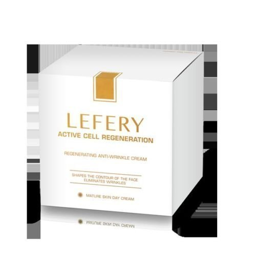 Lefery Active Cell Regeneration Day Cream Anti-Aging Anti Wrinkles 50ml 1.7fl oz by Lefery