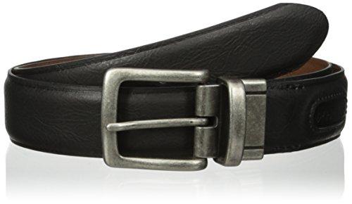 Columbia Men's Grizzly 35Mm Reversible Men's Belt, Black/Tan, 36