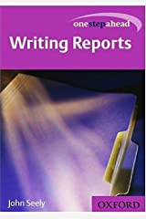 One Step Ahead: Writing Reports Hardcover