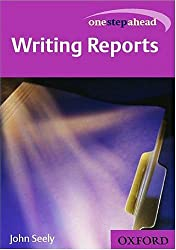 One Step Ahead: Writing Reports