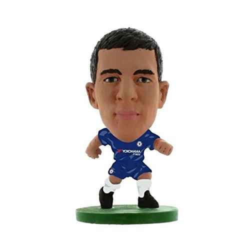Soccer Starz soc133-Chelsea Eden Hazard-Home Kit (2018Version)/Figuren -