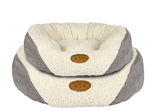 Banbury & Co Luxury Small Cosy Cat/Dog Bed, Small 4