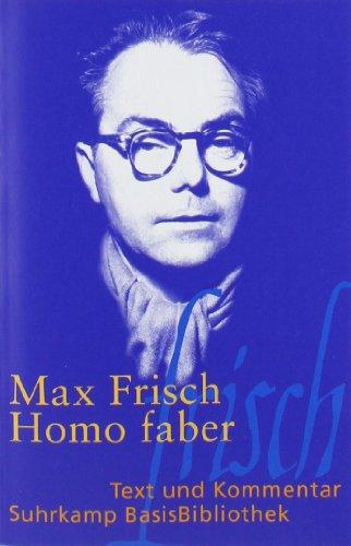 Suhrkamp Verlag Homo faber: Ein Bericht