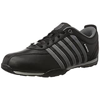 K-Swiss Herren Arvee 1.5 Sneakers, Schwarz(Black/Charcoal/Highrise), 43 EU