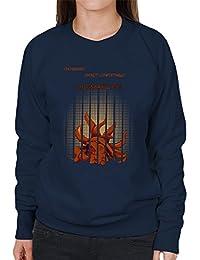 Im Not Chibi Tatsumaki One Punch Man Women's Sweatshirt