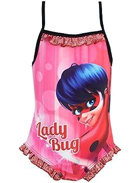 Miraculous - Costume da bagno Ragazze - Miraculous Ladybug