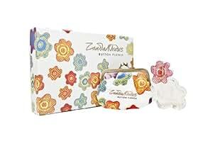 Zandra Rhodes Button Flowers Eau De Parfum Gift Set 50ml