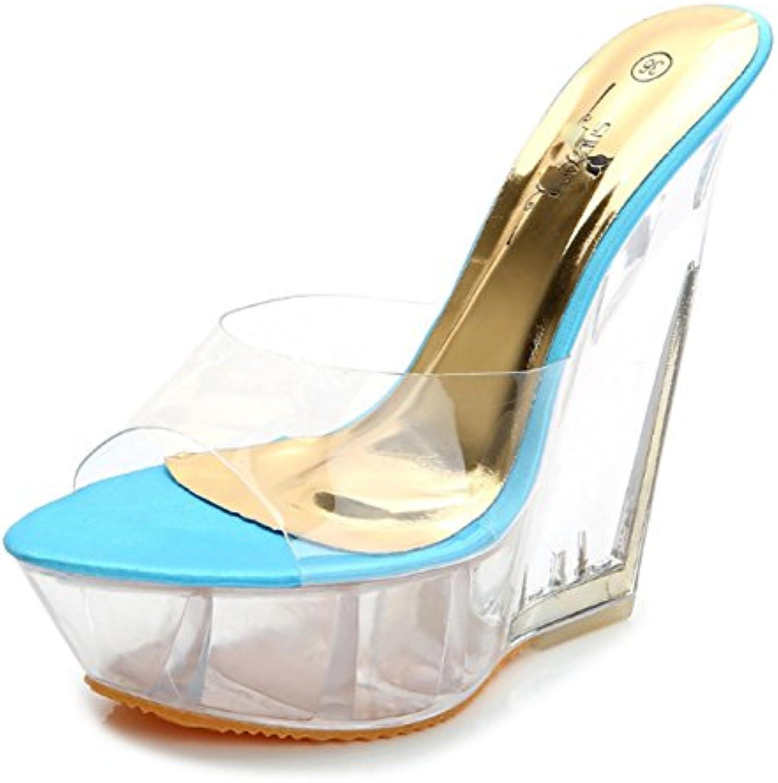 Donna Sandali Pantofole sandali con tacco alto alto alto con tacco alto da donna Scarpe con tacco a spillo in cristallo... | Di Alta Qualità E Basso Overhead  62b3ca