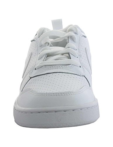 Nike Mädchen Wmns Court Borough Low Basketballschuhe, Weiß, 36 EU Weiß