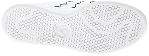 adidas Stan Smith, Baskets Basses Femme Blanc (Ftwr White/Ftwr White/Core Black)