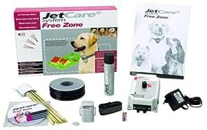 Dynavet - Kit pour chien - clôture anti-fugue à spray - JetCare Free Zone Kit Jetcare Free Zone