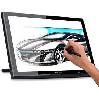 """UGEE 19"""" affichage interactif tablette graphique moniteur de dessin de haute résolution TFT LCD 16MS (UG-1910B)"""