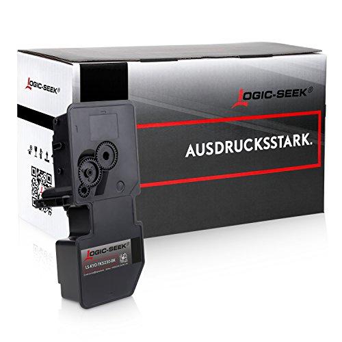 Preisvergleich Produktbild Logic-Seek Toner Kompatibel zu Kyocera TK-5230 für Kyocera Ecosys M-5521cdn M-5521cdw P-5021cdn P-5021cdw - Schwarz 2.600 Seiten