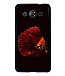 printtech Unique Fish Back Case Cover for Samsung Galaxy Core i8262::Samsung Galaxy Core i8260