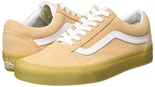 Arancione 47 EU Vans Old Skool Sneaker Unisex Adulto Double Light m3j