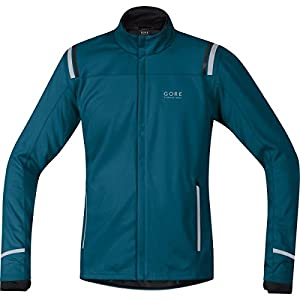 GORE RUNNING WEAR Herren Soft Shell Laufjacke, GORE WINDSTOPPER, MYTHOS 2.0 WS SO Jacket, JWSMYM