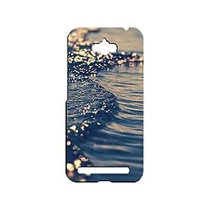 Bluedio Designer Printed Back Case / Back Cover for Asus Zenfone Max (Multicolour)