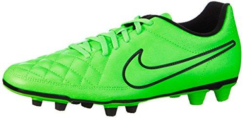 Nike Tiempo Rio II Fg, Scarpe da Calcio Uomo Verde (Grün (Green Strike/Grn Strk-Blk-Blk))