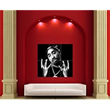 2PAC TUPAC SHAKUR HIP HOP RAPPER POET ACTOR ACTIVIST LEGEND MUSIC GIANT ART PRINT POSTER EN819