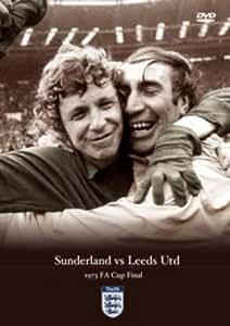 1973 FA Cup Final Sunderland FC v Leeds United [DVD]