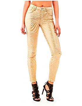 Guess by Marciano Pantalon Gold Wave Stripes