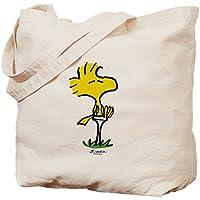 CafePress–Woodstock Tee–Leinwand Natur Tasche, Reinigungstuch Einkaufstasche