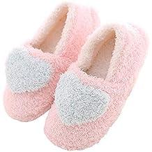 Mini Balabala Pantofole Invernali Donna Uomo Peluche Morbido Antiscivolo Chiuse  Scarpe Ciabatte della Camera da Letto 8375e0f7238