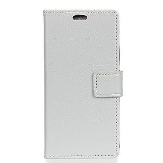 Samsung Galaxy S10 Plus Leder Hülle, Hülle Kompatible für Samsung Galaxy S10 Plus Schutzhülle Tasche Schutz Cover [Ultra Slim] Flipcase Etui Brieftasche Flipcover mit Ständer und Magnetverschluss