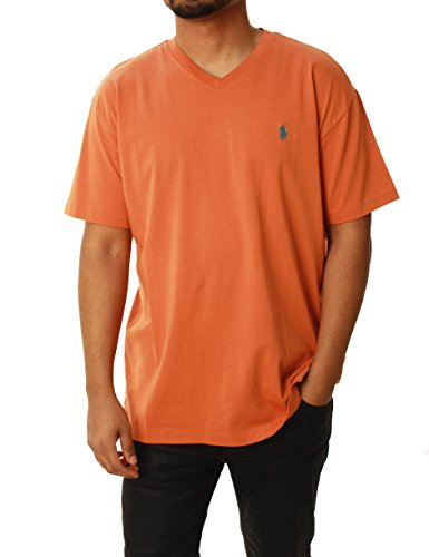 ff4bb1082783 Das Polo V Ausschnitts kurzer Ärmel der Ralph Lauren Männer T Hemd klein
