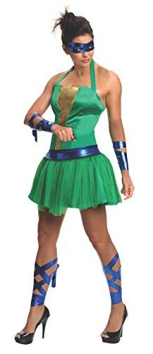 Kostüm Leonardo Ninja Turtles (Kostüm Turtle Leonardo)