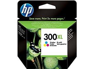 HP 300XL - Cartucho de tinta original, cian, magenta, amarillo -- HP (B001K881JI) | Amazon price tracker / tracking, Amazon price history charts, Amazon price watches, Amazon price drop alerts