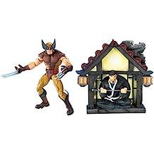 Marvel Legends Series 6 Action Figure Brown Costume Wolverine