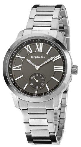Orphelia OR22770448 - Reloj de pulsera hombre, acero inoxidable, color plateado