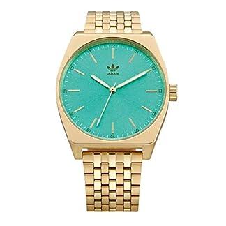 adidas Pulsera Relojes De Los Hombres Process_M1.6 Enlace De Acero Inoxidable, 20 Mm Anchura (Todo 0,38 Mm)