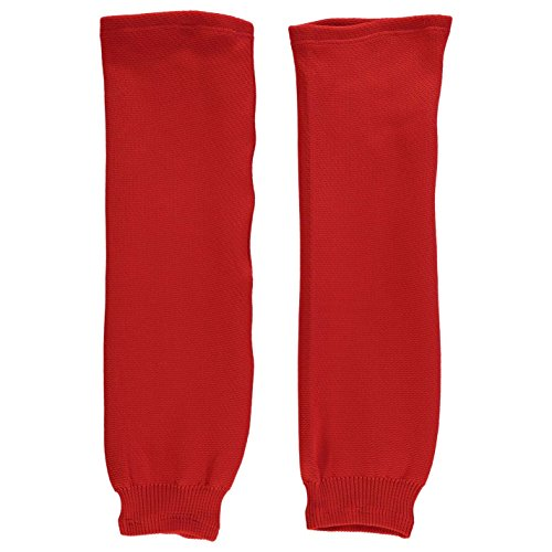 Warrior Kinder Jungen Eishockey Socken Sport Training Struempfe Rot Junior 1-6