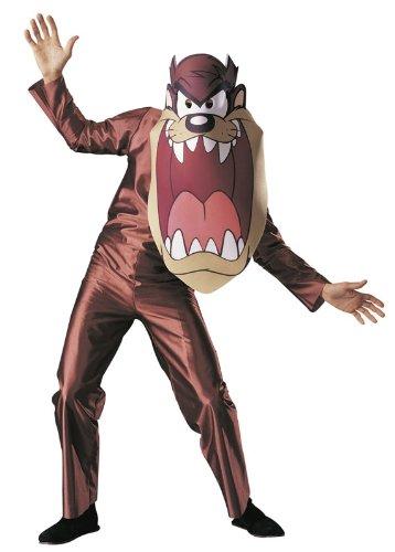 Looney Tunes Kostüm Taz Einheitsgröße für - Taz Looney Tunes Kostüm